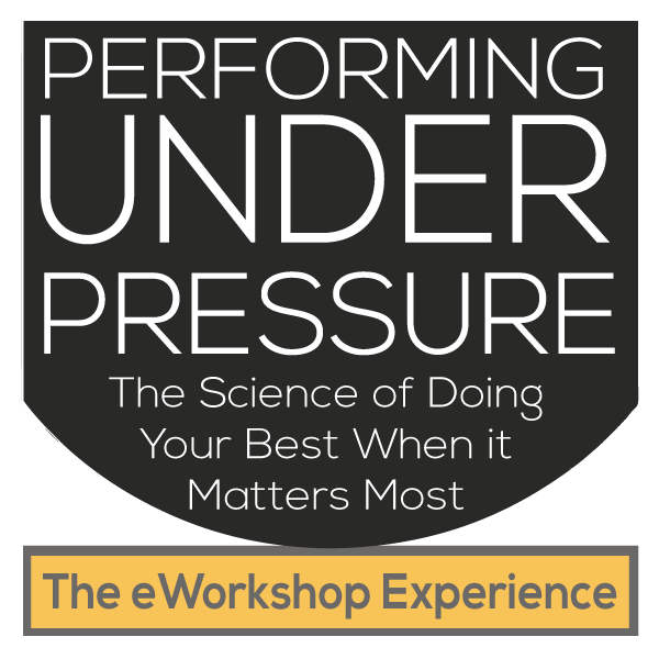 Performing Under Pressure – Business Edition: The eWorkshop Experience