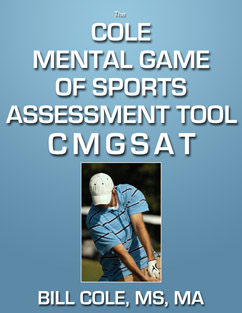 The Mental Game Of Sports Assessment Tool (CMGSAT)