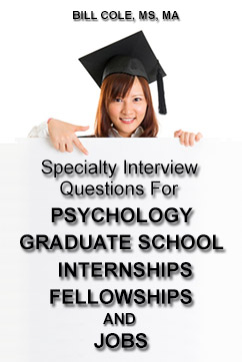 Specialty interview questions for pharmacy school, pharmacy internships, pharmacy fellowships and pharmacy jobs