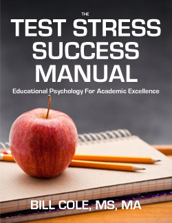 Research articles on test anxiety