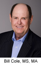 Bill Cole, MS, MA, Executive Coaching expert