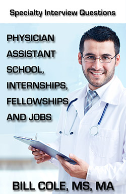 physician assistant job interview questions and answers