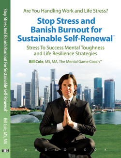 Stop Stress and Banish Burnout Audiobook
